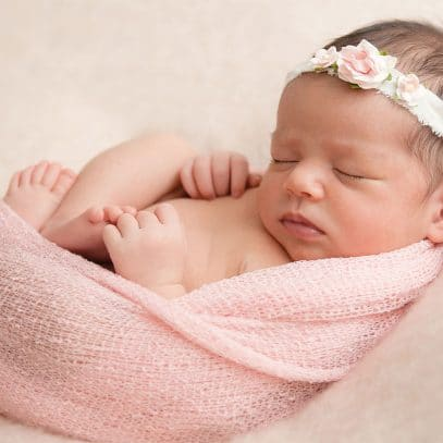 Superschattig: de liefste foto's van je pasgeboren baby