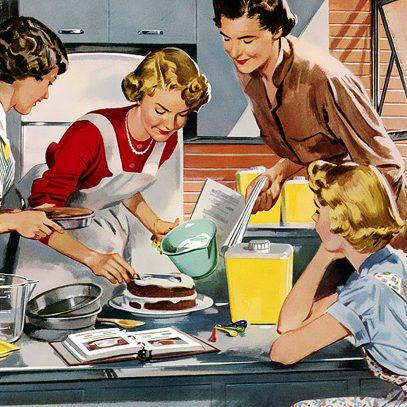 De huishoudbeurs: Hate it or love it