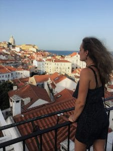 Lissabon uitzicht cultuur
