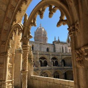 Mosteiro dos Jerónimos Lissabon Belém