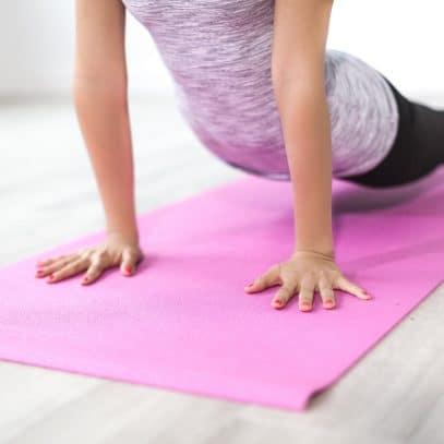Gezond en fit met voeding en beweging