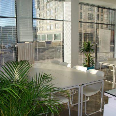 Projectinrichting op kantoor: professionele (re-)styling