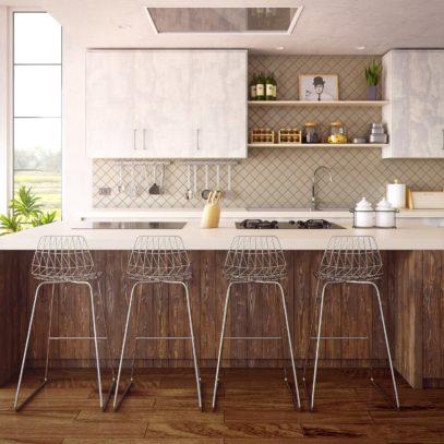 Maak van jouw keuken een sfeervolle leefkeuken