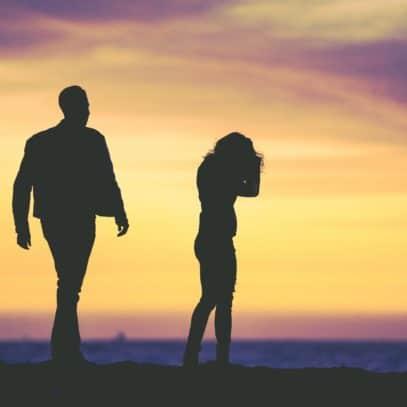Trouwen, maar ook scheiden doe je samen
