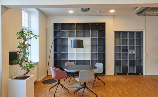 Kantoordocumenten opslaan in een kantoorkast - Alive-Living